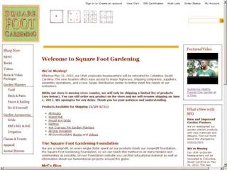 www.squarefootgardening.com/sfg-foundation-in-action